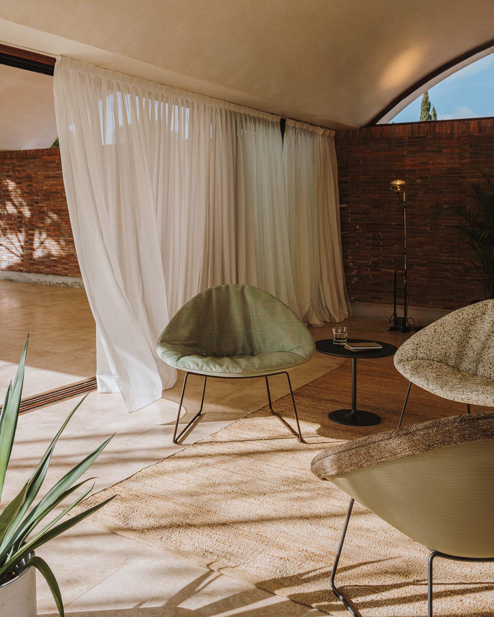 Von der Natur inspirierte Stuhlkollektion von Lievore + Altherr Désile Park für Arper