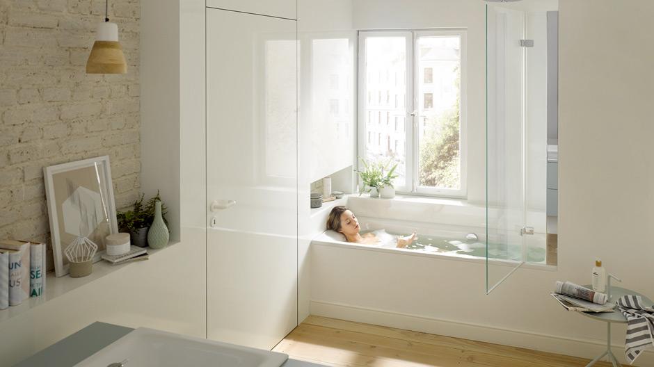Die Badewanne von Bette für Flexibilität bei der Budgetplanung