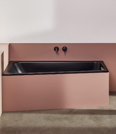 Wannenserie für kleine Räume von Tesseraux + Partner für Bette