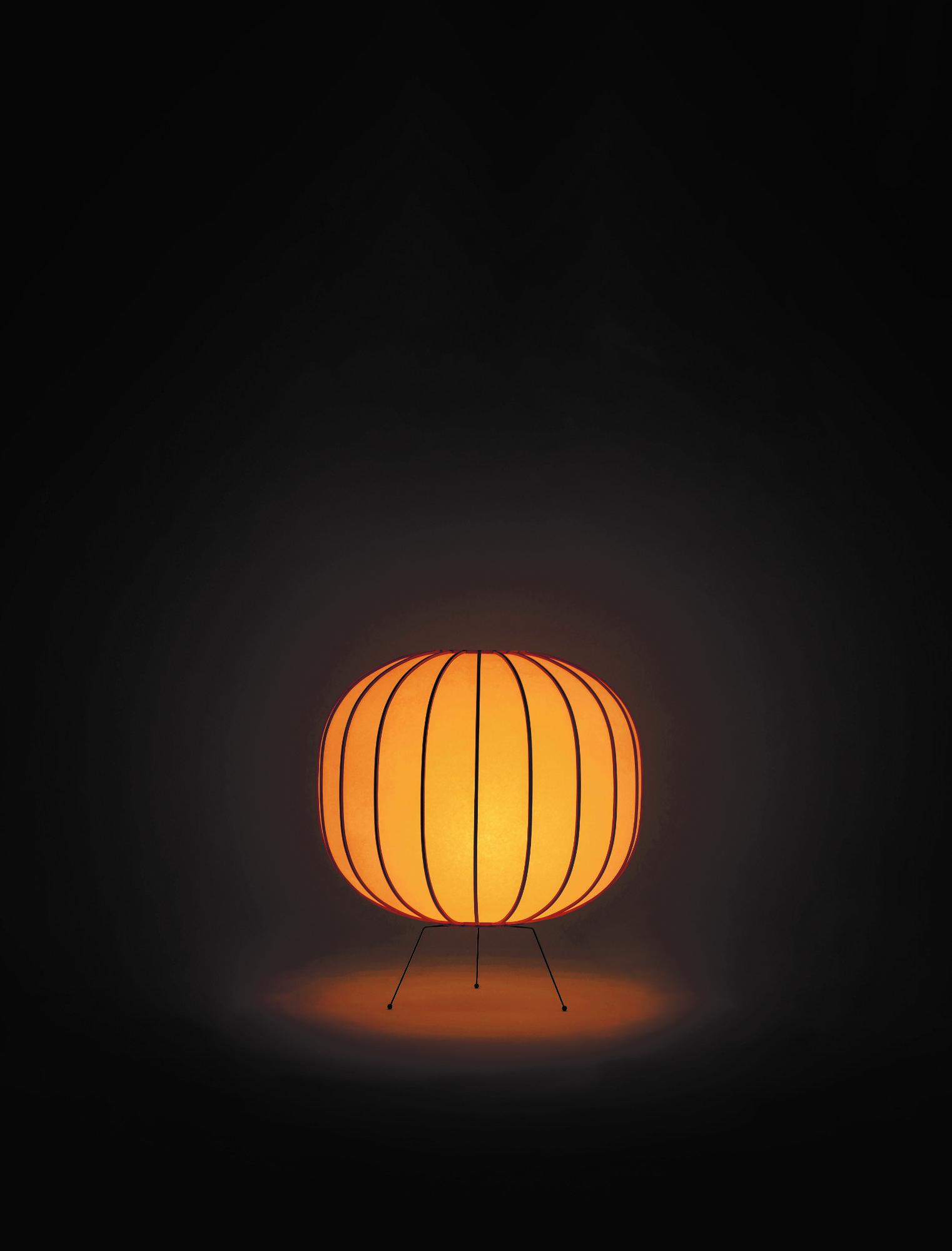 Von Japan inspirierte Leuchtenkollektion von Boffi|De Padova und Time & Style