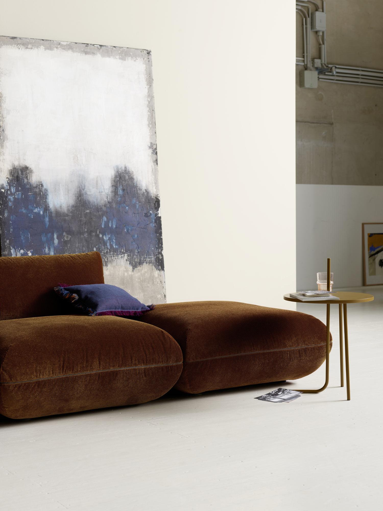 Einladende Kissen-Sofas von Jehs + Laub für COR
