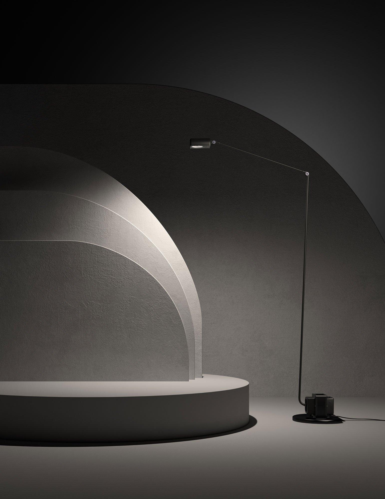 Minimalistischer Leuchtenklassiker von Lumina-Gründer Tommaso Cimini