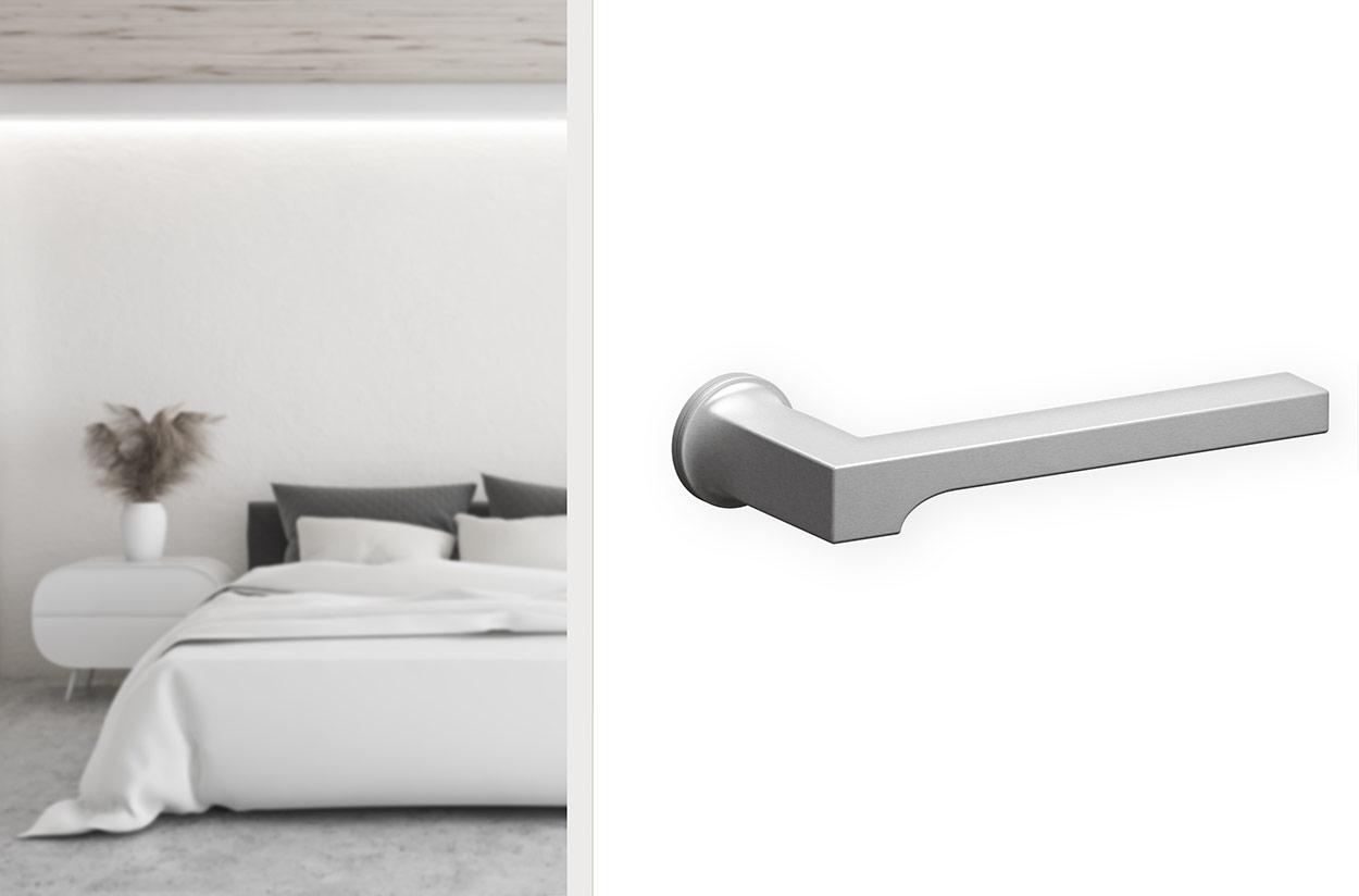 Minimalistische Türbeschläge von Karcher Design