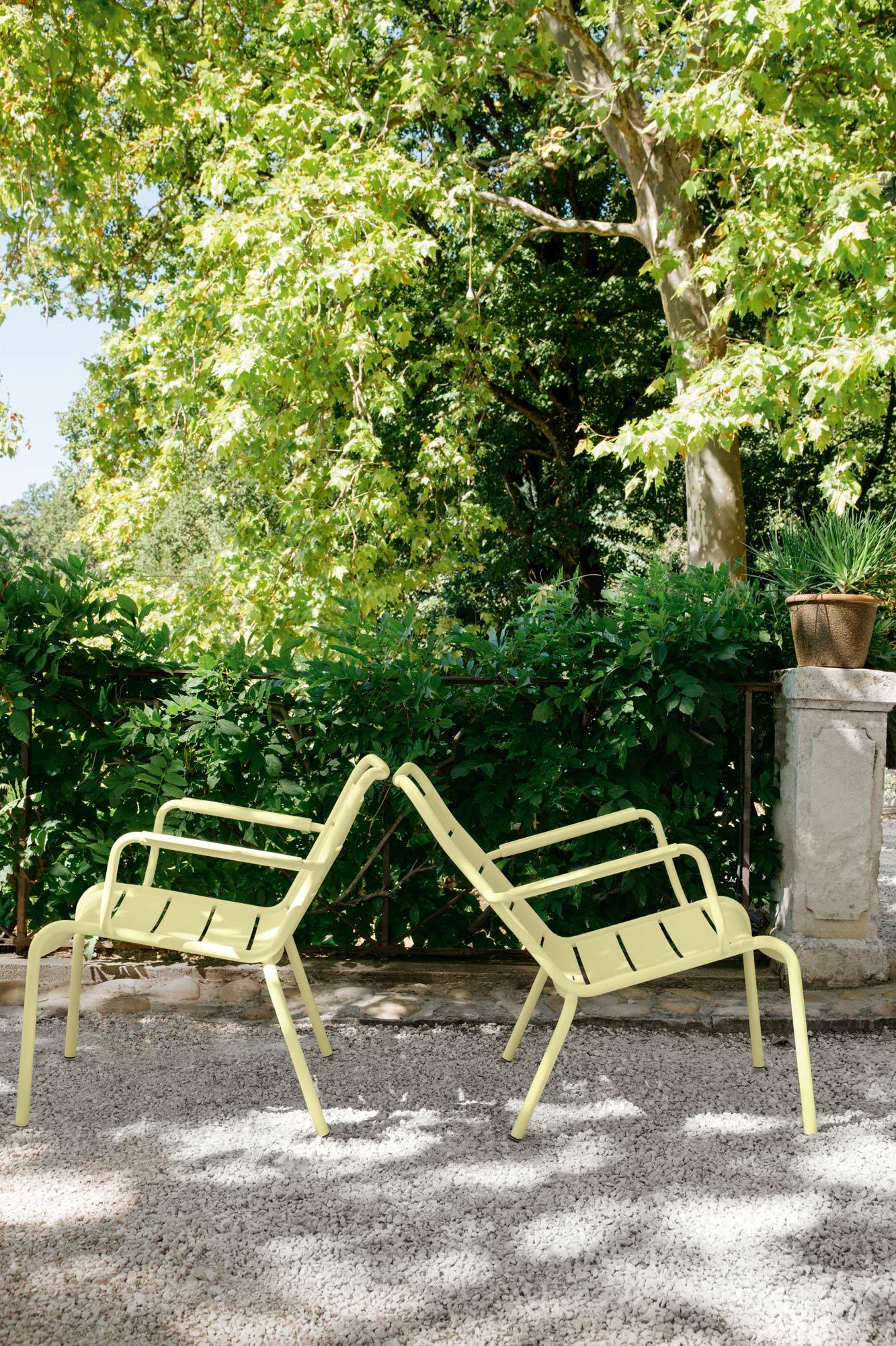 Outdoor-Kollektion von Frédéric Sofia für Fermob
