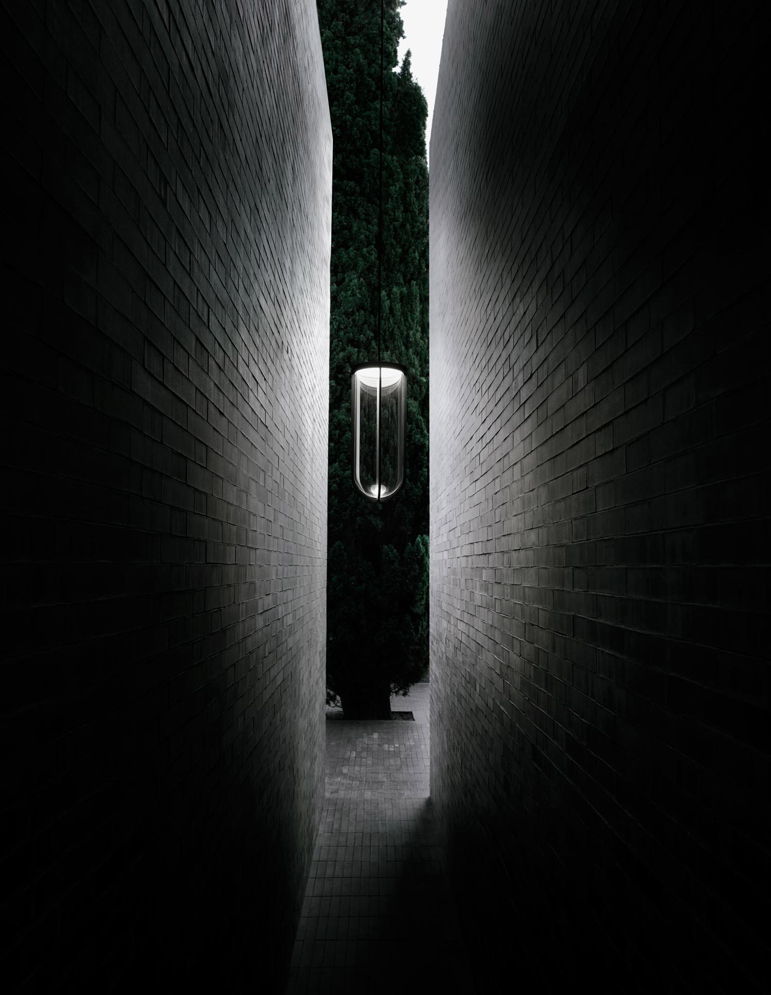 Outdoor-Leuchtenkollektion von Philippe Starck für Flos