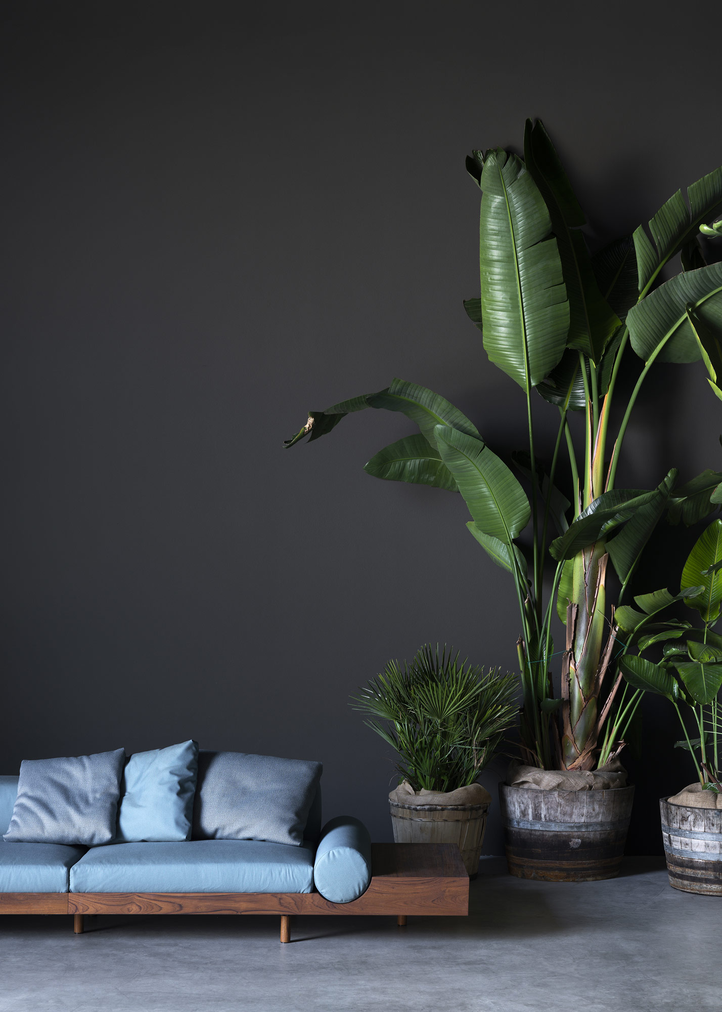 Outdoor-Sofa von David Lopez Quincoces für Living Divani