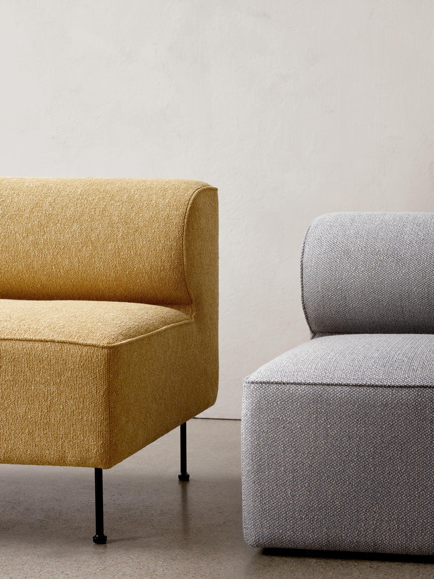 Vielseitiges Sitzmöbel von Norm Architects für Menu