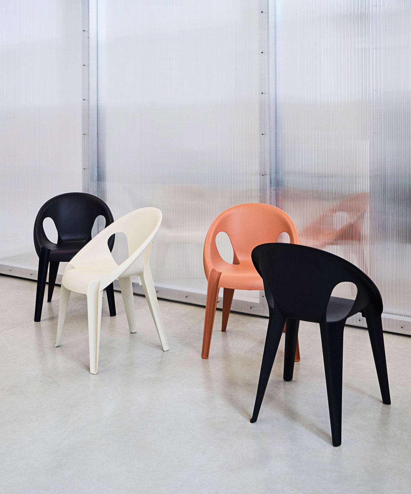 Recycelbarer Stuhl von Konstantin Grcic für Magis