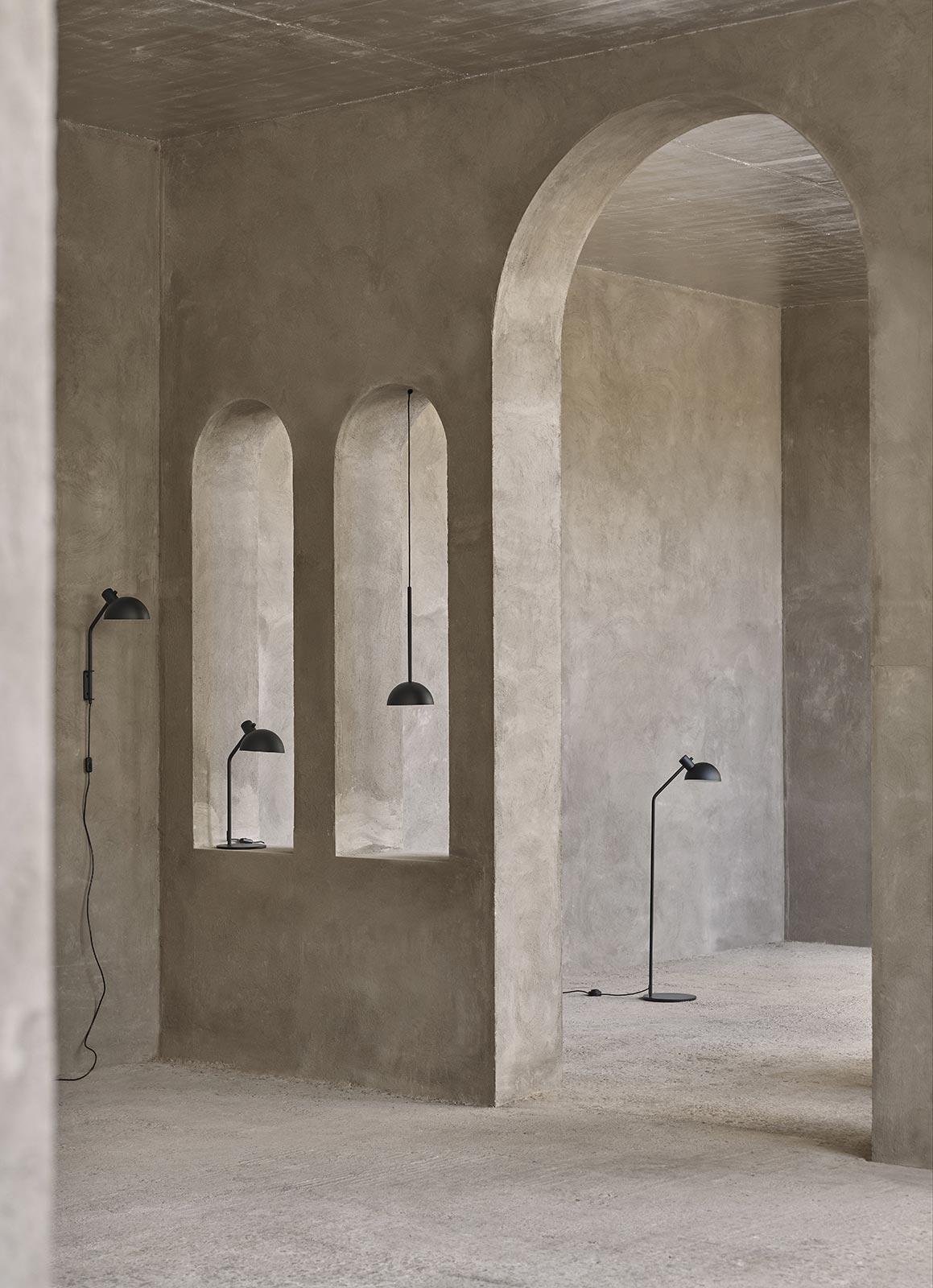 Minimalistische Leuchtenserie von Mads Odgård für Carl Hansen & Søn