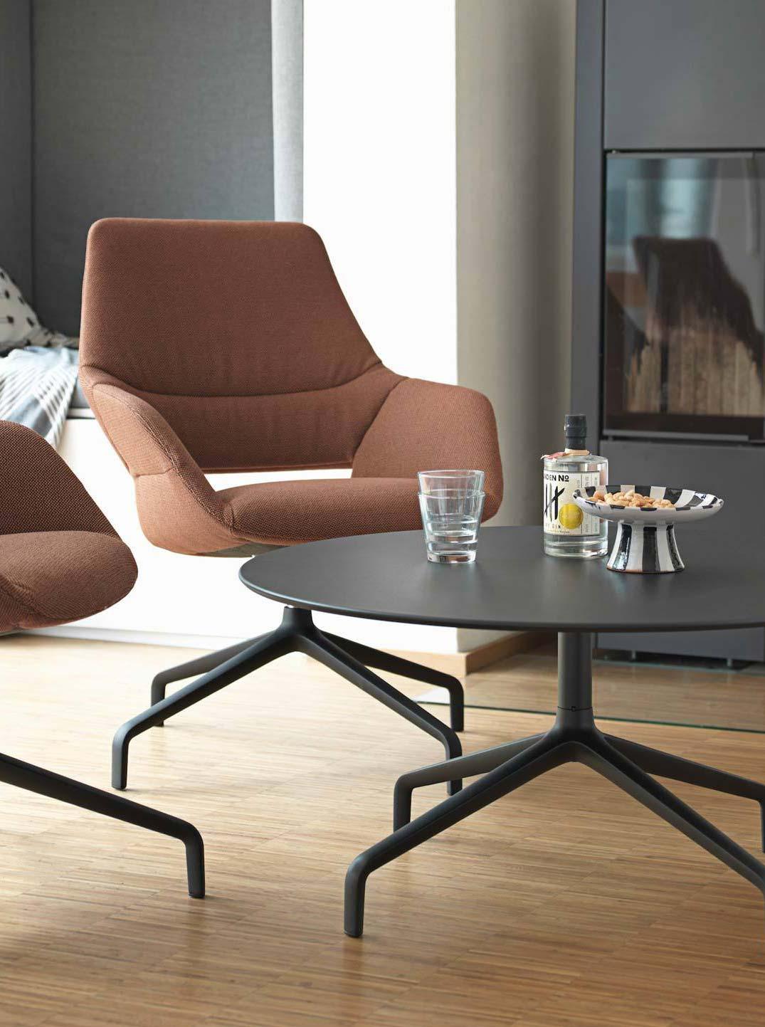 Wilkhahn erweitert sein von jehs+laub entworfenes Sitzmöbelprogramm