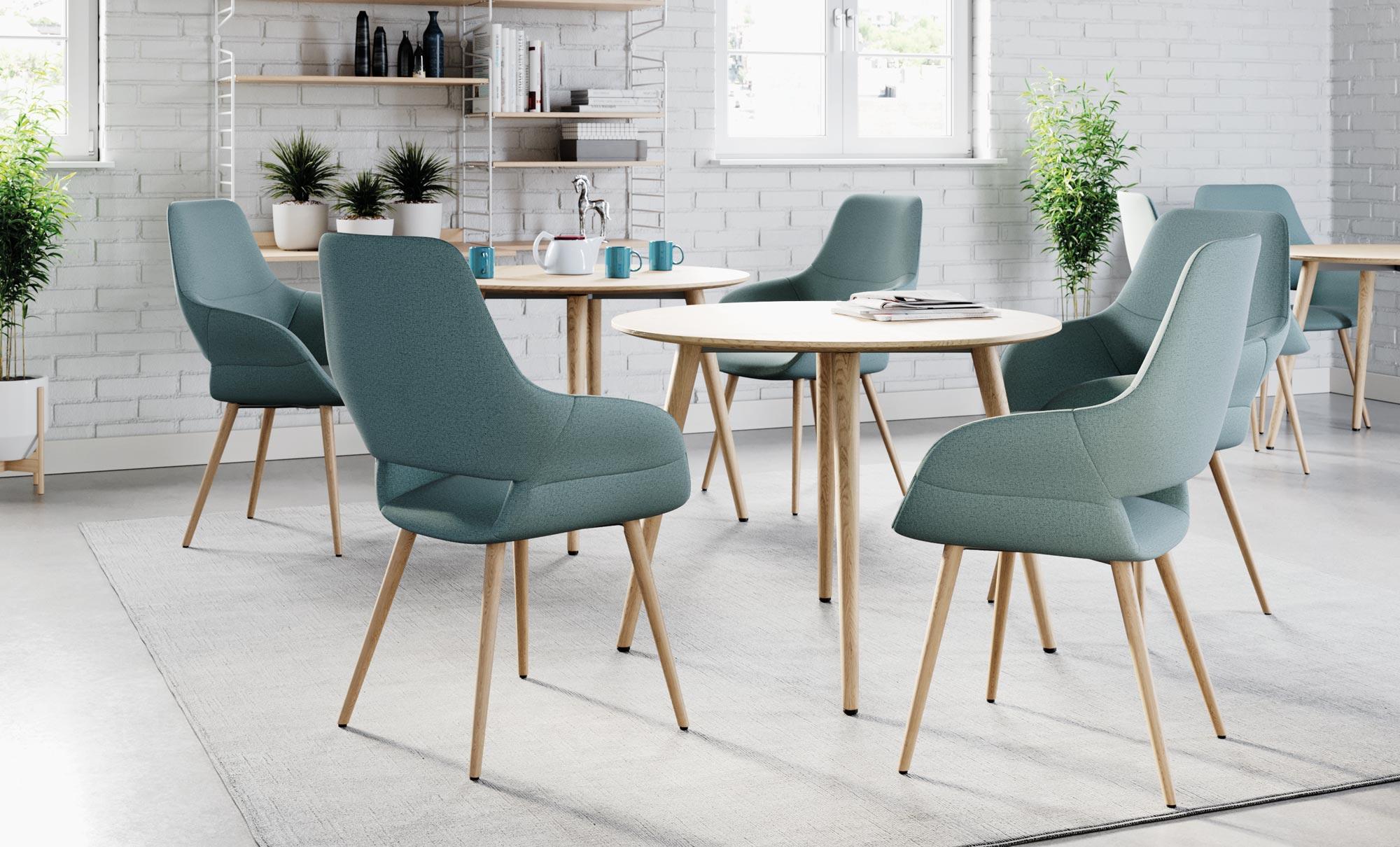 Premium-Bürostühle von jehs+laub für Wilkhahn