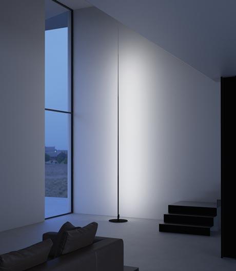 Minimalistische Leuchte von Davide Groppi