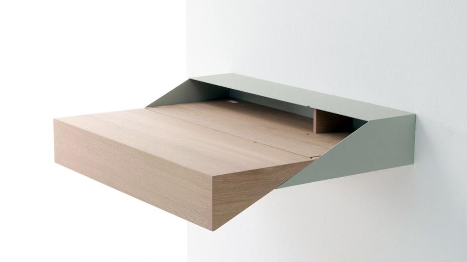 Wandelbarer Schreibtischkasten von Raw-Edges für Arco
