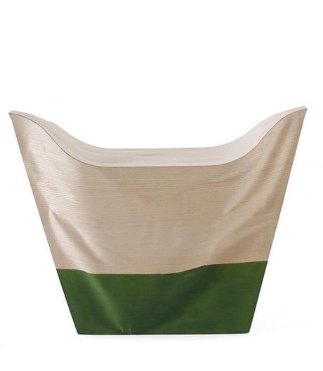 Hölzernes Sitzkissen von Yael Mer und Shay Alkalay für Cappellini
