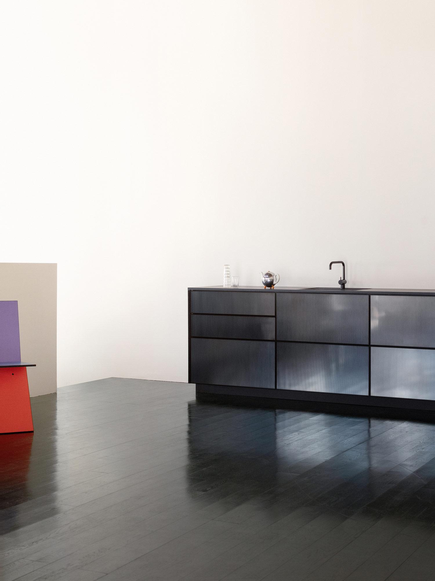 Atmosphärische Küche von Jean Nouvel für Reform