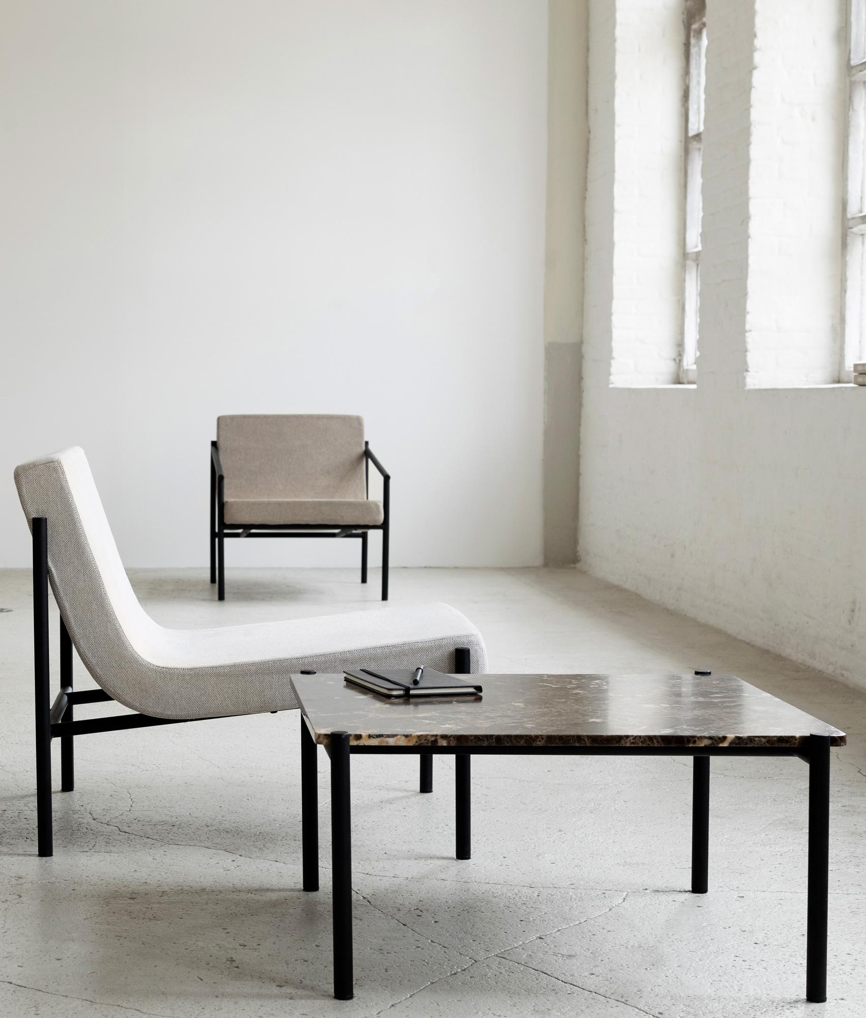 Zeitlos gemütliche Sitzmöbel von Sylvain Willenz für Serax