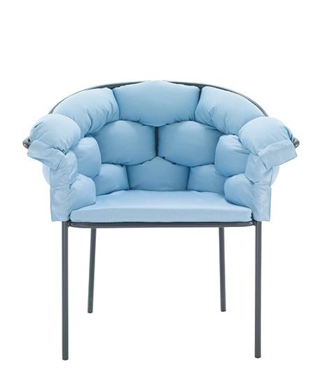 Gepolsterte Sofa und Sessel von Eléonore Nalet für Ligne Roset
