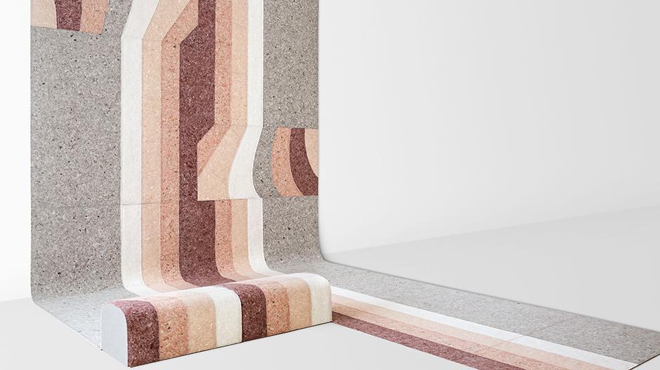 Ein textiles Duo von Patricia Urquiola.