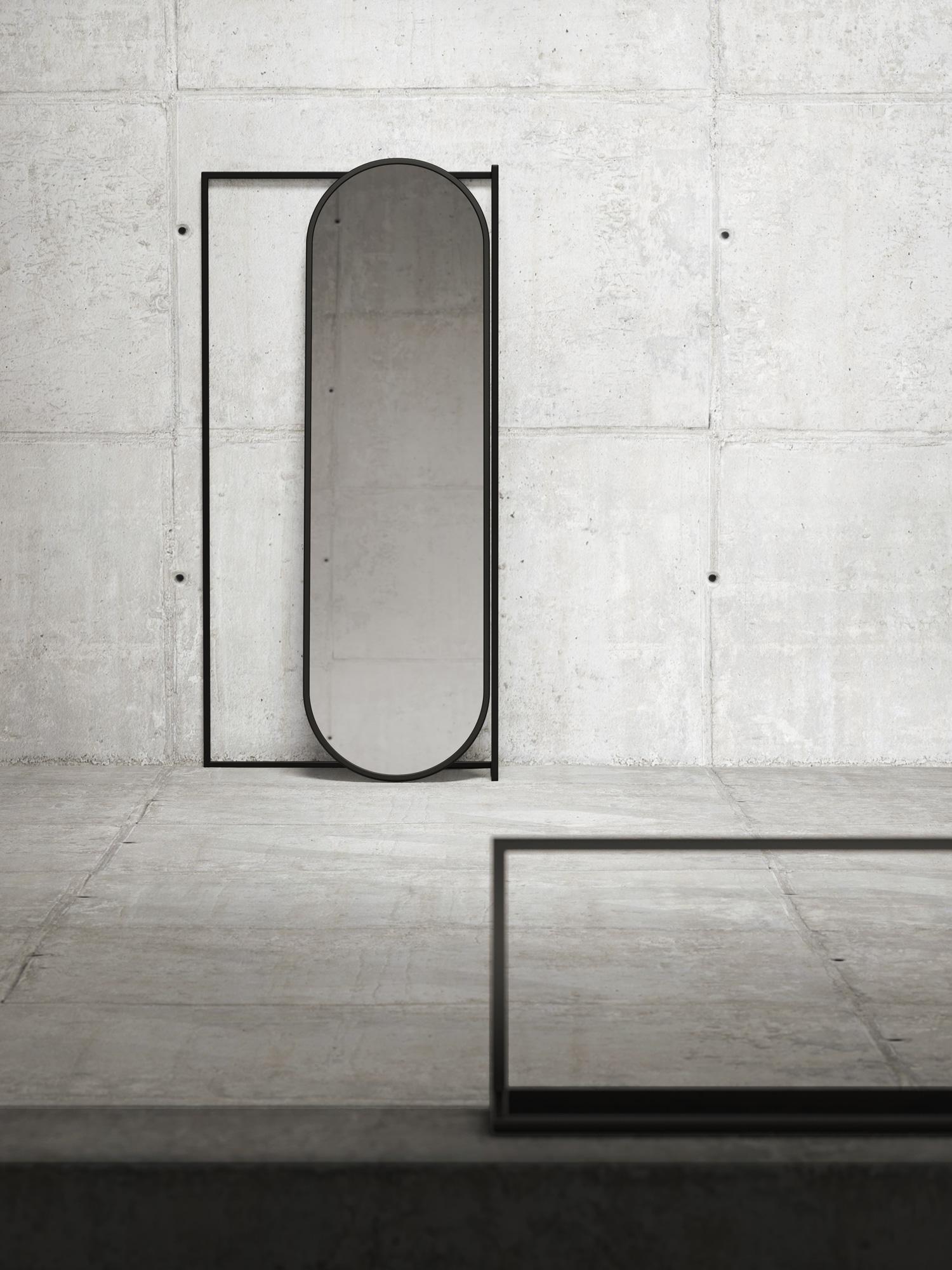 Regalsystem mit Spiegeln von Stellar Works und Nendo