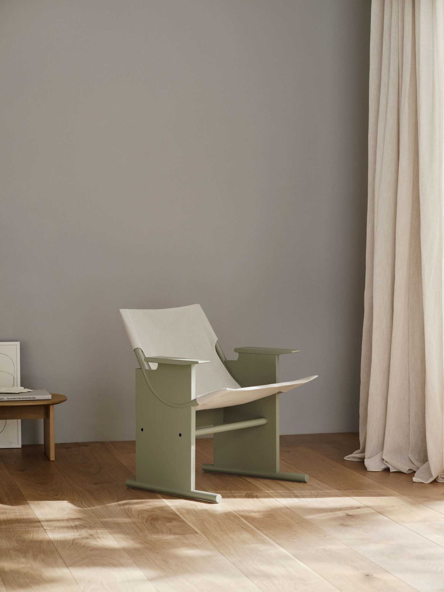 Nachhaltiger Sessel von Sam Hecht und Kim Colin für Takt