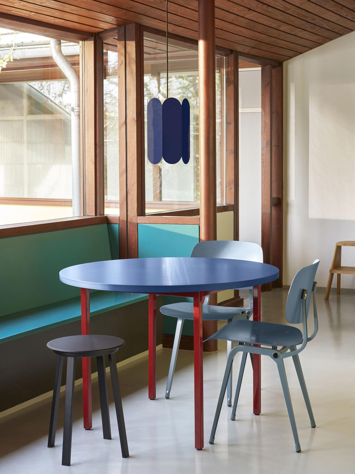 Bunter Tisch von Muller Van Severen für HAY