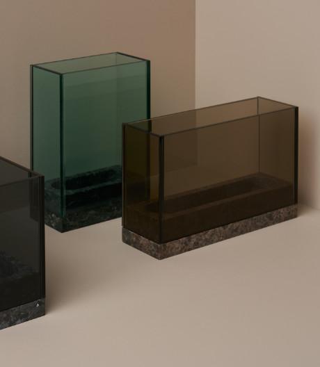 Cleveres Recycling: Wohnaccessoires von Vera Kyte für Lundhs Real Stone.