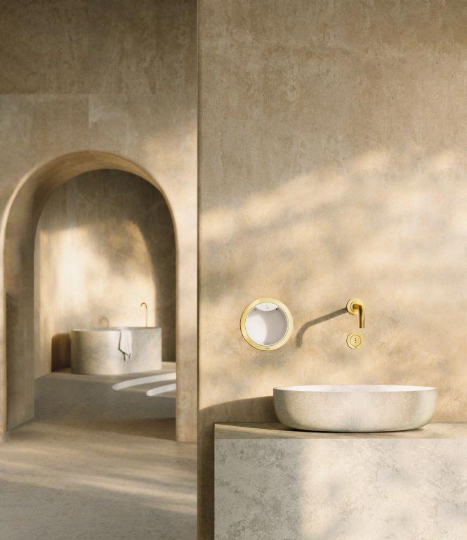 Innovative Badprodukte von Aarhus Arkitekterne für Vola