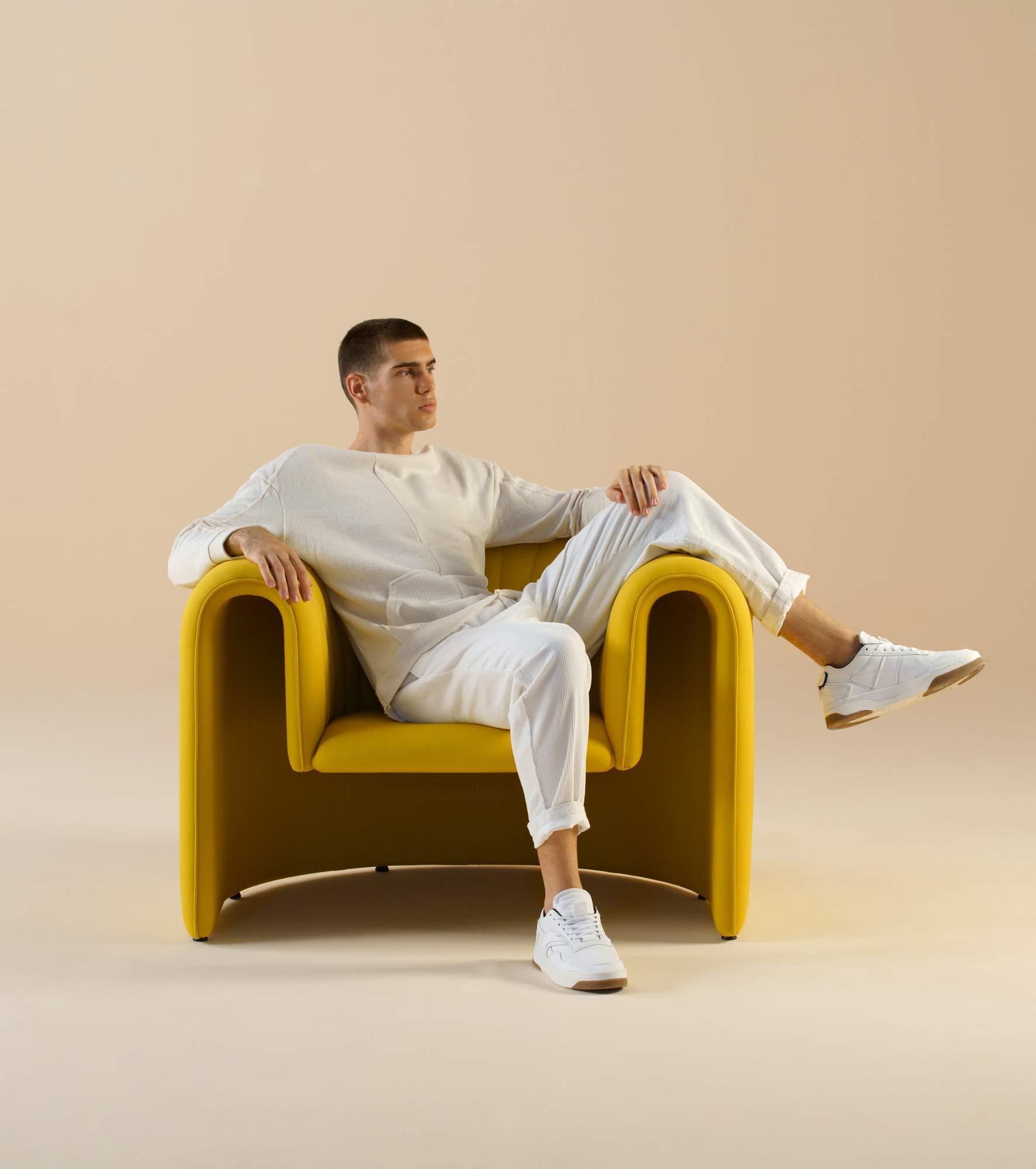 Konzeptuelle Möbelkollektion von Note Design für Sancal