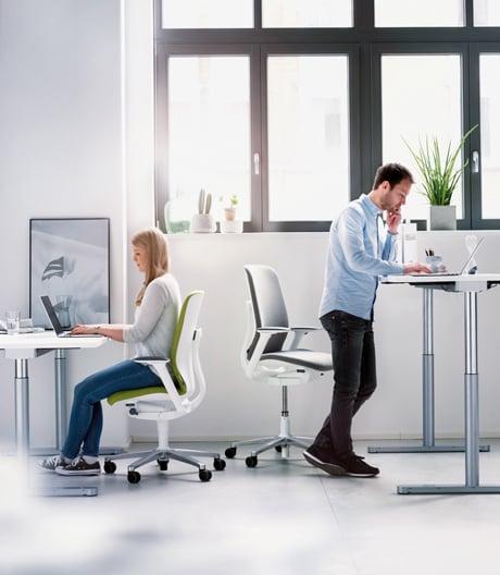 Mobiler Bürostuhl von Wilkhahn