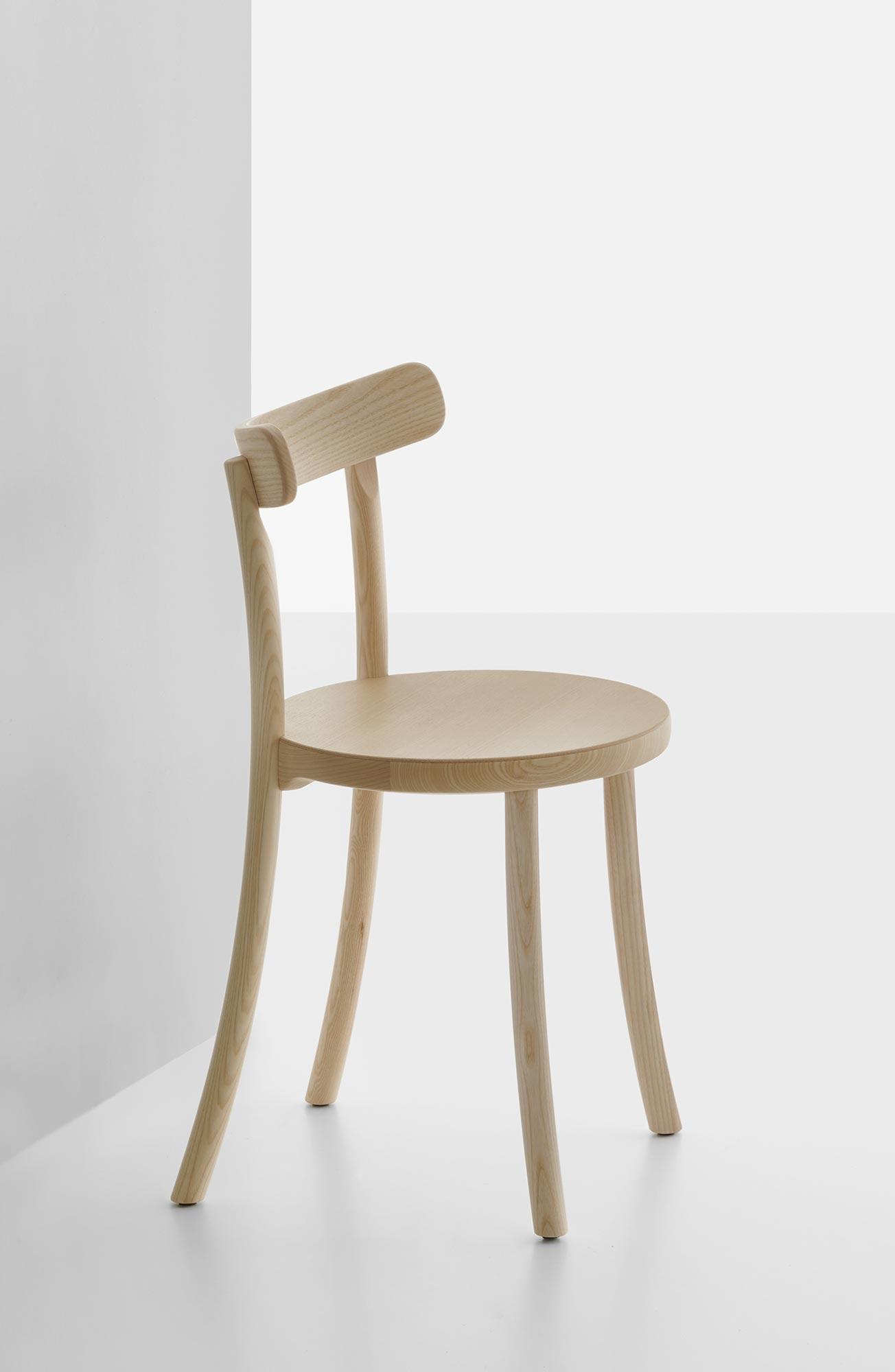 Sitzmöbelkollektion von Jasper Morrison für Mattiazzi
