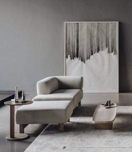 Elefantöse Eleganz: Möbelkollektion von Christian Haas für Karimoku New Standard