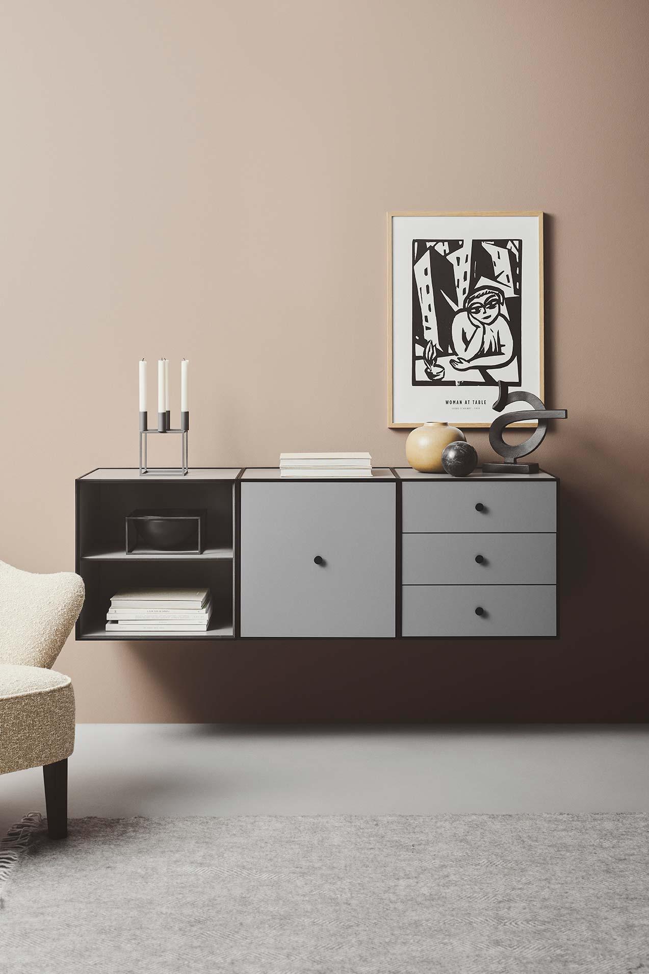 Minimalistische Aufbewahrungsmöbel von By Lassen