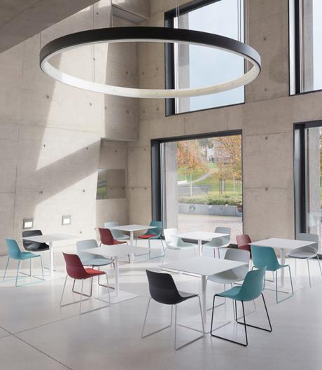 Dynamischer Sessel von Archirivolto für Brunner