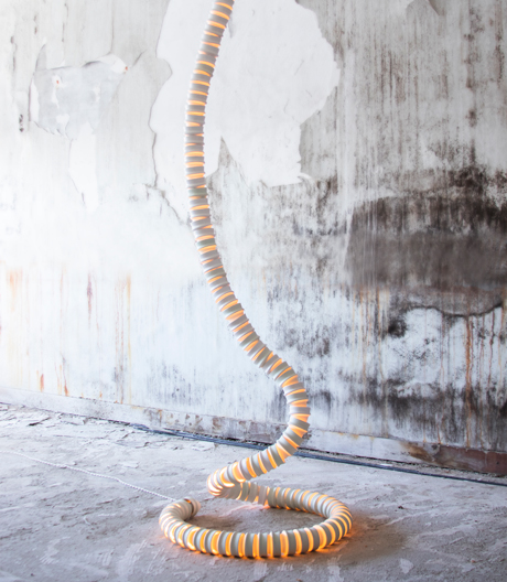 Porzellanwunderleuchte von Kiki van Eijk