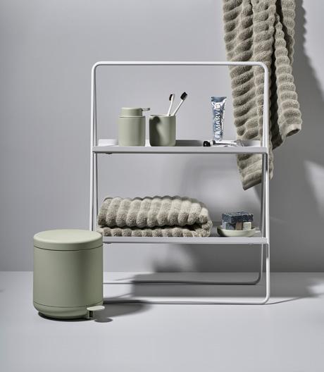 Ich hab das Badezimmer schön: Kleinmöbelkollektion von Zone Denmark.
