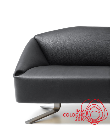 Sitzen auf einem Schlag: Alfredo Häberlis Polstermöbel für de Sede