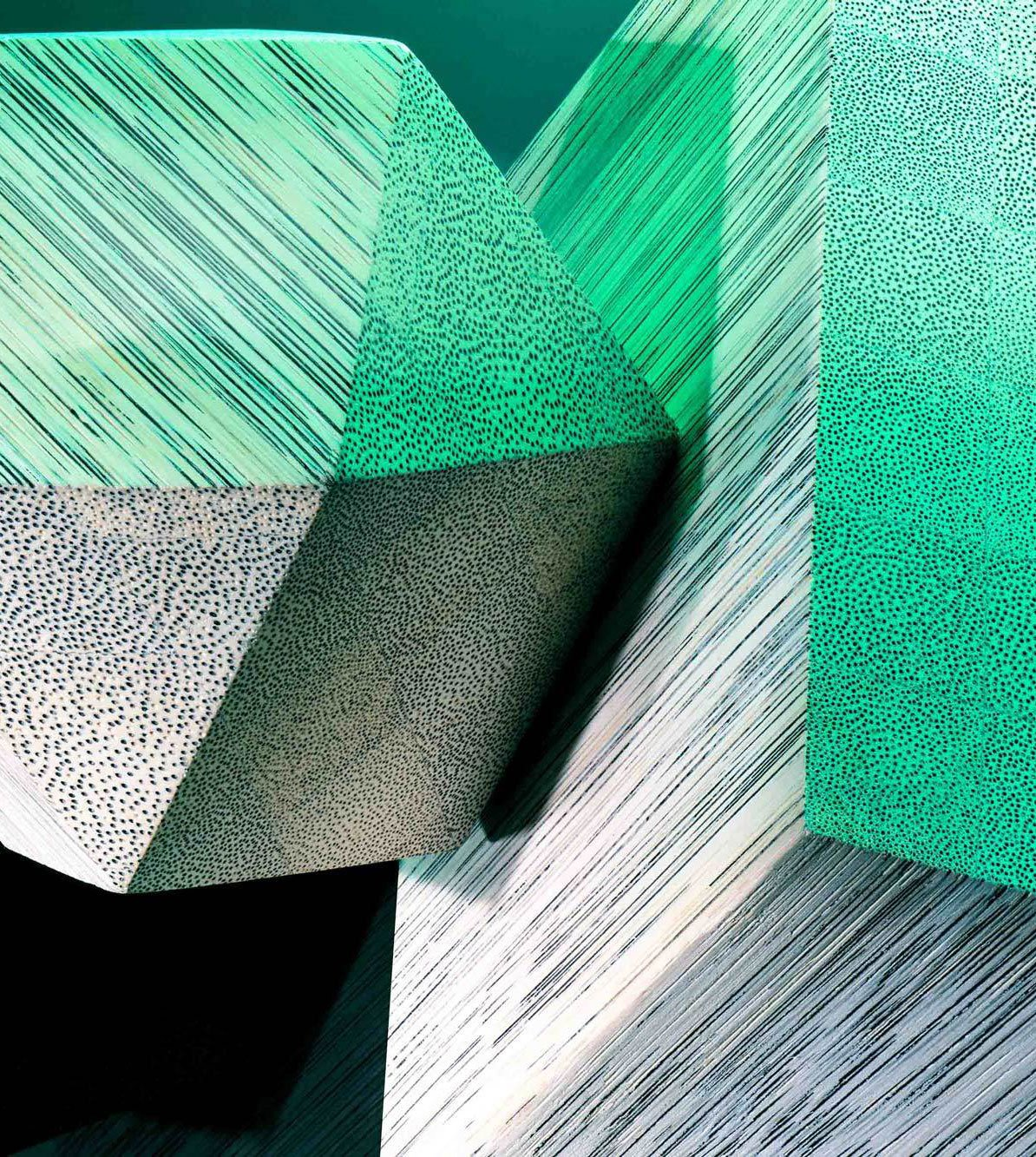 Flexibles, recycelbares Nature-Tech-Material aus der Rattanpalme