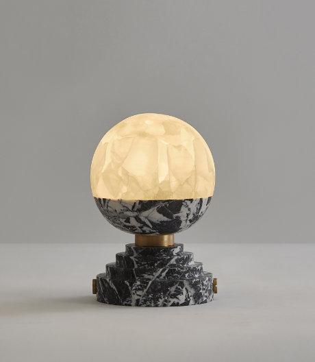Der Entwurf von Pietro Russo ist vom Mond inspiriert