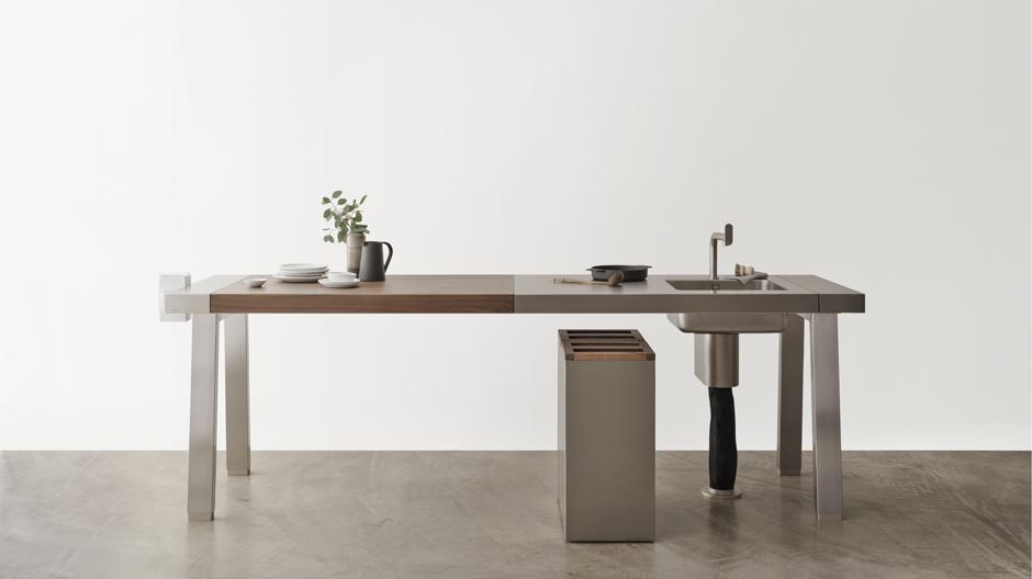 Lösungen für eine modulare und mobile Küche