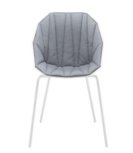 Diamant-Stuhl des Designduos Hertel & Klarhoefer für Ligne Roset