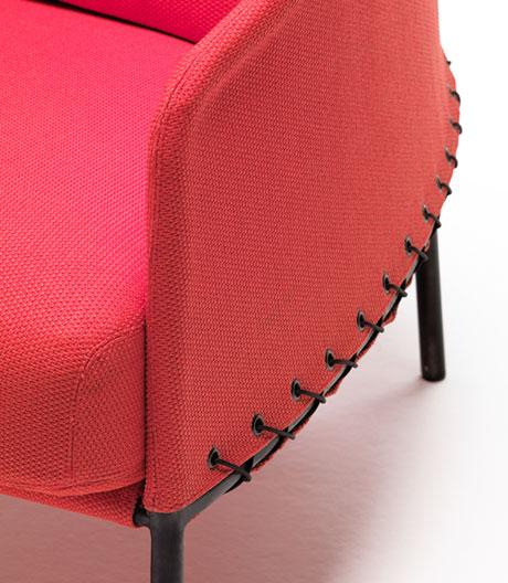 Outdoor-Sessel von LucidiPevere für Living Divani