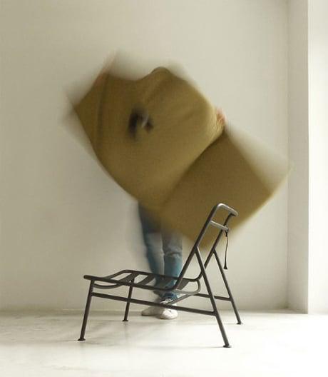 Sessel für draußen von LucidiPevere und Ligne Roset