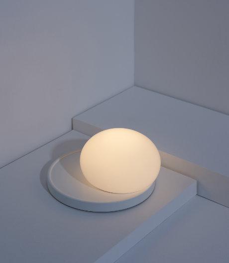 Bewegliches Licht: Leuchte von KaschKasch für Marset.