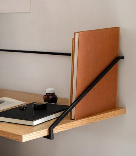 Vielseitiger kleiner Schreibtisch von Keiji Ashizawa für Menu