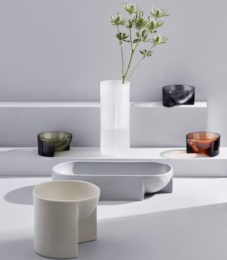 Vasen und Schalen von Philippe Malouin für Iittala