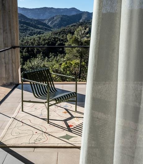 Teppich-Kollektion für den Innen- und Außenbreich von Jaime Hayón für Nanimarquina