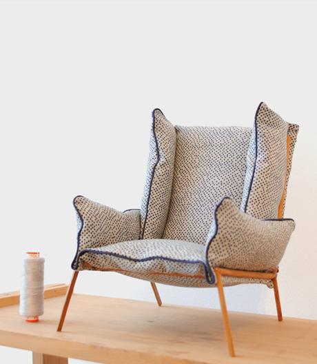 Kompakte Sitzmöbelkollektion von Inga Sempé für Ligne Roset