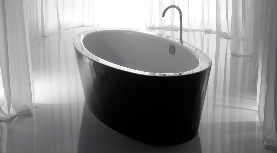 Die freistehende und fugenlose Badewanne von Bette