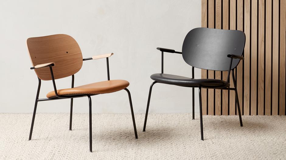 Vielseitiger Stuhl von Norm Architects und Els van Hoorebeeck von The Office Group für Menu