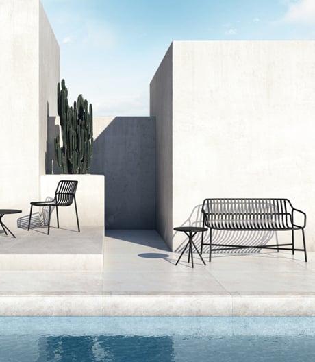 Outdoor-Stuhl von Archirivolto für Brunner
